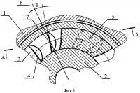 Патент 2519624 Роторно-вихревая машина