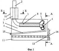 Патент 2276755 Печь, воздуховод и дымоход для нее