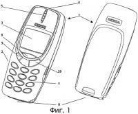 Патент 2286027 Персонализация мобильного телефона