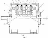 Патент 2437202 Магнитоэлектрическая бесконтактная машина с аксиальным возбуждением