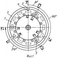 Патент 2284624 Ротор магнитоэлектрической машины