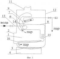 Патент 2495329 Топливная печь