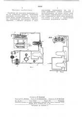 Устройство для испытания авиационных колес на усталостную нрочность (патент 292092)