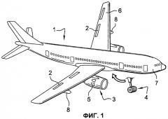 Устройство аэродинамического торможения с накоплением энергии (патент 2456205)