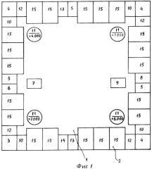 Настольная экономическая игра (патент 2252053)