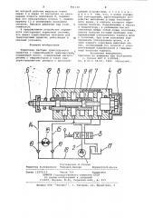 Тормозная система транспортного средства с гидрообъемной трансмиссией (патент 901110)