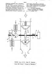 Приводное устройство газовой горелки (патент 900075)