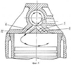 Двигатель внутреннего сгорания (патент 2279559)