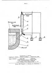 Устройство для измерения температуры преимущественно расплава (патент 900127)