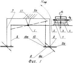 Транспортное средство с опорными элементами в виде лыж (патент 2376051)