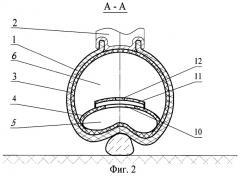Камера для колеса транспортного средства (патент 2375208)