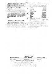 Чугун (патент 901328)