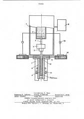 Установка для прессования изделий из порошка (патент 900982)
