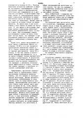 Устройство для подачи технологической смазки на валки стана горячей прокатки (патент 900895)