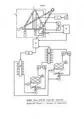 Следящая система для солнечной электростанции (патент 900262)