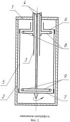 Газовая центрифуга (патент 2668242)