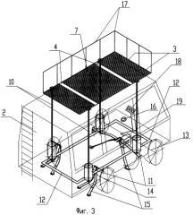 Устройство для проведения топографической съёмки местности (патент 2251074)