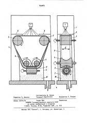 Устройство для получения металлических порошков (патент 899283)