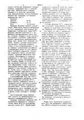 Смазочно-охлаждающий технологический состав для шлифования твердых сплавов (патент 899641)