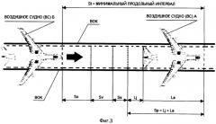 Способ и система наблюдения за наземным движением подвижных объектов в пределах установленной зоны аэродрома (патент 2521450)