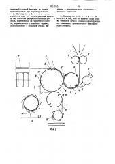 Цилиндр с фальцевальными клапанами для ротационного фальцера (патент 901055)