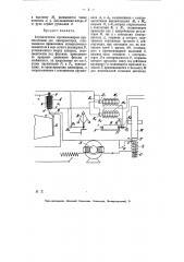 Автоматическое противопожарное приспособление для кинопроекторов (патент 7323)