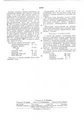 Состав для отделки текстильных материалов из химических волокон (патент 293080)
