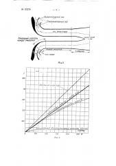Газовый или паровой эжектор с криволинейной осью системы васильева (патент 123279)