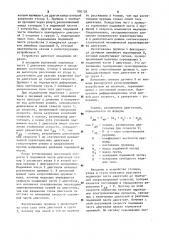 Устройство для снятия механической характеристики линейного электродвигателя (патент 900129)
