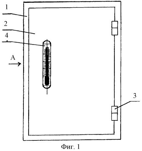 Способ изготовления термометра (варианты) и термометр (варианты) (патент 2262674)