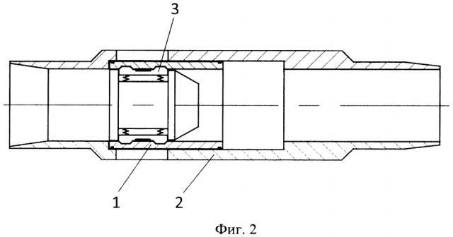 Способ и устройство для проведения многостадийного гидроразрыва пласта (патент 2668209)