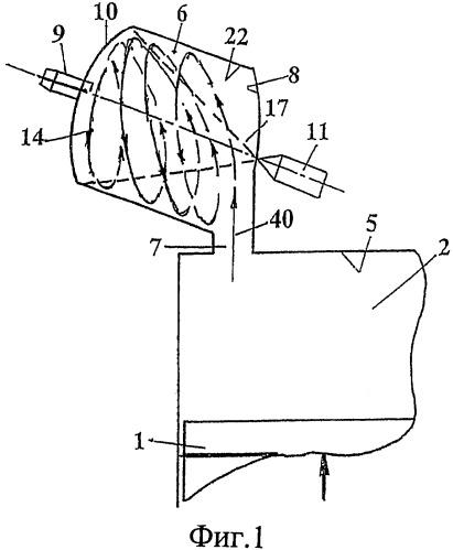 Двигатель внутреннего сгорания (патент 2468220)